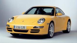 ポルシェ 911 (6代目 997 '04-'11):996型から完成度がアップし後期型はエンジンを刷新