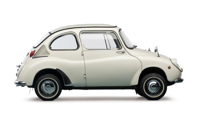 スバル360 1958