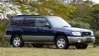 スバル フォレスター(初代 '01)の口コミ評価:中古車購入インプレッション