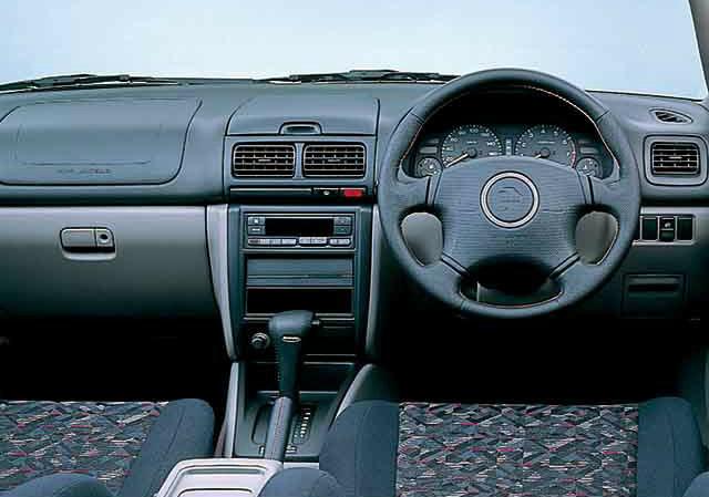 スバル フォレスター 1997