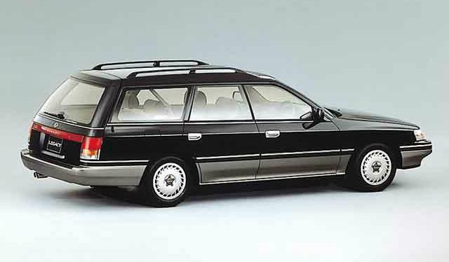 スバル レガシィ ツーリングワゴン 1989