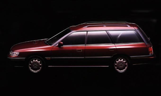 スバル レガシィ ツーリングワゴン 1992