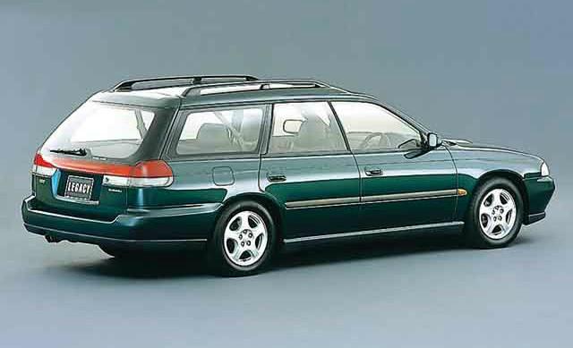 スバル レガシィ ツーリングワゴン 1993