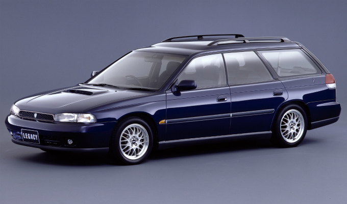 スバル レガシィ ツーリングワゴン 2.0GT spec.B 1993