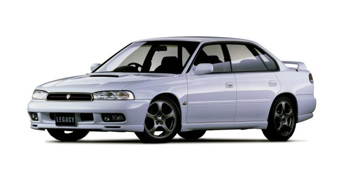 スバル レガシィ RS 1996