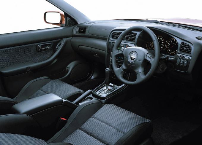 スバル レガシィ ツーリングワゴン 2.0GT-B E-tuneII 2001