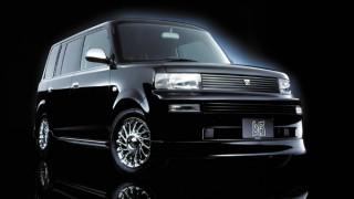 トヨタ bB (初代 '00-'05):ボクシーなボディを纏ったファンカーゴの姉妹車種 [NCP3♯]