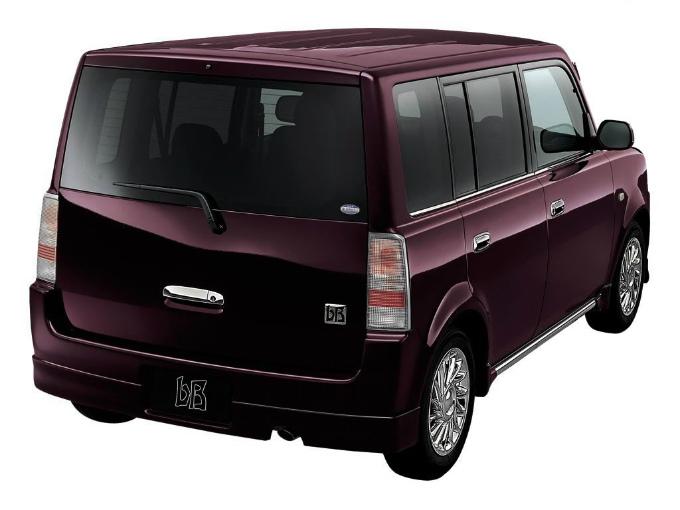 トヨタ bB 2000