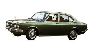 トヨタ カリーナ (初代 '70-'77):カローラとコロナの間を埋めるモデルとして登場 [A1♯/A3♯]