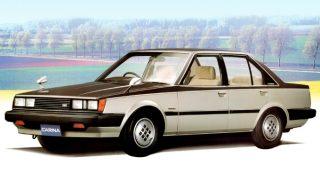 トヨタ カリーナ (3代目 A6♯ '81-'88):コロナの姉妹車種となりターボ車やディーゼル車も設定
