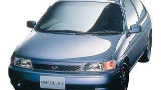 トヨタ カローラⅡ (3代目 '90-'94):3ドアハッチバックに一本化すると共に4WD車を設定 [L4♯]
