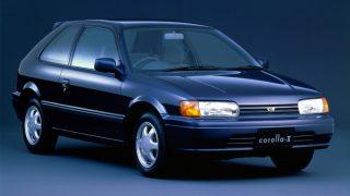 トヨタ カローラⅡ (4代目 '94-'99):小沢健二「カローラⅡにのって」が印象的 [L5♯]