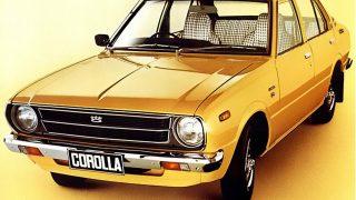 トヨタ カローラ (3代目 '74-'79):先代からのキープコンセプトで排ガス規制対応に注力 [E3♯]