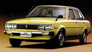 トヨタ カローラ (4代目 '79-'87):先代からリアサスペンションやブレーキをアップグレード [E7♯]