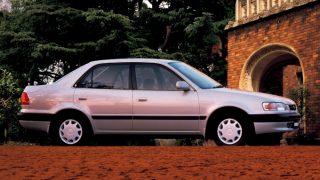トヨタ カローラ (8代目 '95-'00):先代から衝突安全性能や安全装備を強化 [E11♯]