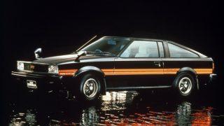 トヨタ カローラレビン/スプリンタートレノ (3代目 '79-'83):先代からボディタイプやサスペンションを変更 [TE71]