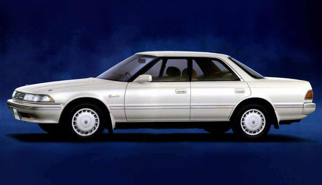 トヨタ マークⅡ (6代目 1988-1995):ガソリンエンジンのラインナップ ...