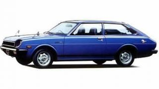 トヨタ スプリンターリフトバック (3代目 E60 '76-'79):新鮮なテイストの和製シューティングブレーク