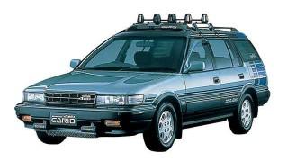 トヨタ スプリンターカリブ (2代目 '88-'95):スプリンターがベースとなり4WD方式を変更 [AE95G]