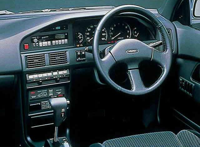 トヨタ スプリンターカリブ 1988