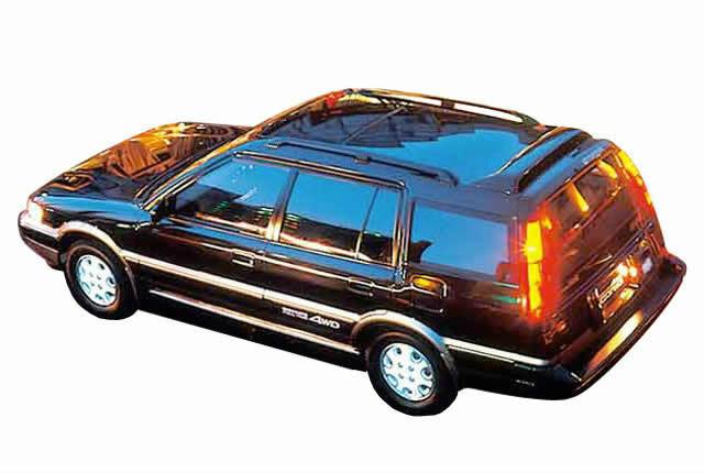 トヨタ スプリンターカリブ 1990