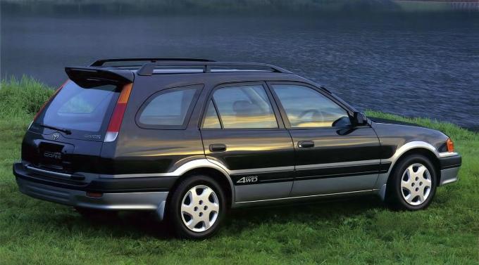 トヨタ スプリンターカリブ 1995
