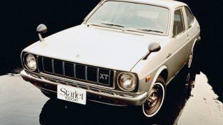 トヨタ パブリカ スターレット (初代 '73-'78):パブリカの一クラス上に位置するモデルとしてデビュー [P4♯/P5♯]