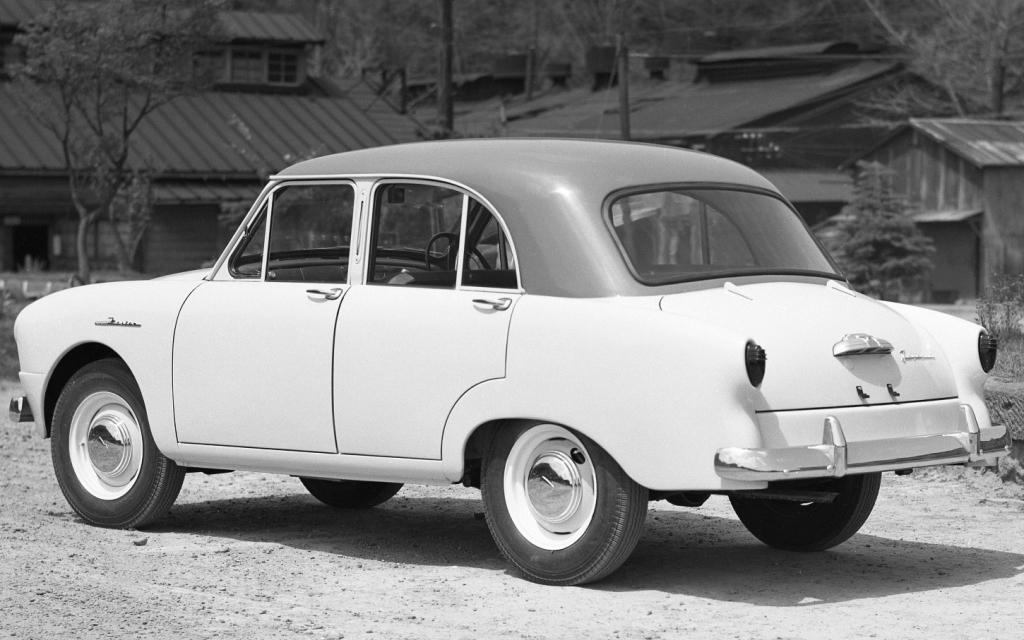 トヨペット マスター (1955-1956):手堅いメカニズムを採用した ...