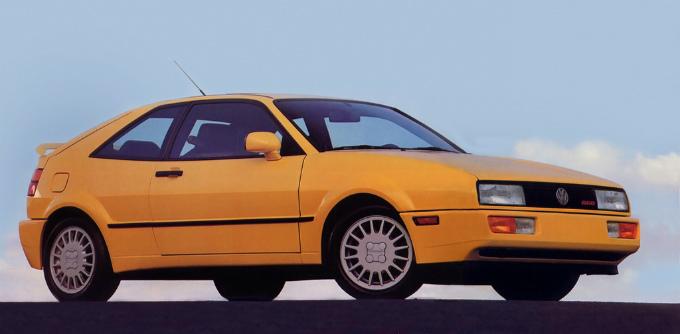 フォルクスワーゲン コラード 1988