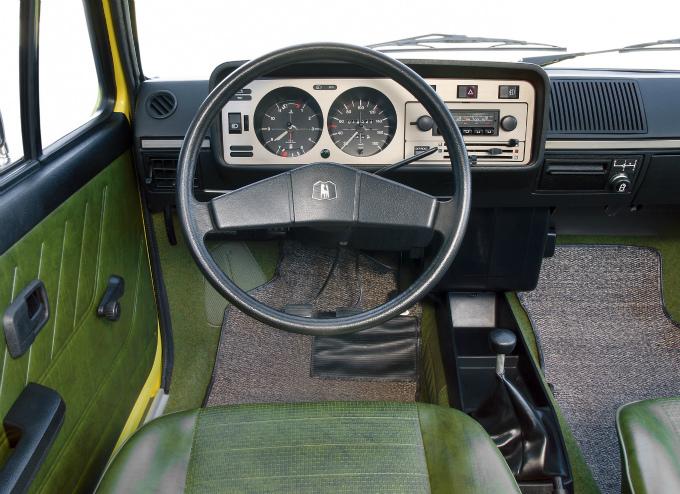 フォルクスワーゲン ゴルフⅠ3Dr 1974