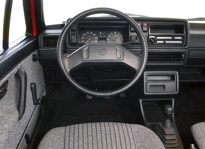 フォルクスワーゲン ゴルフⅡ5Dr 1983