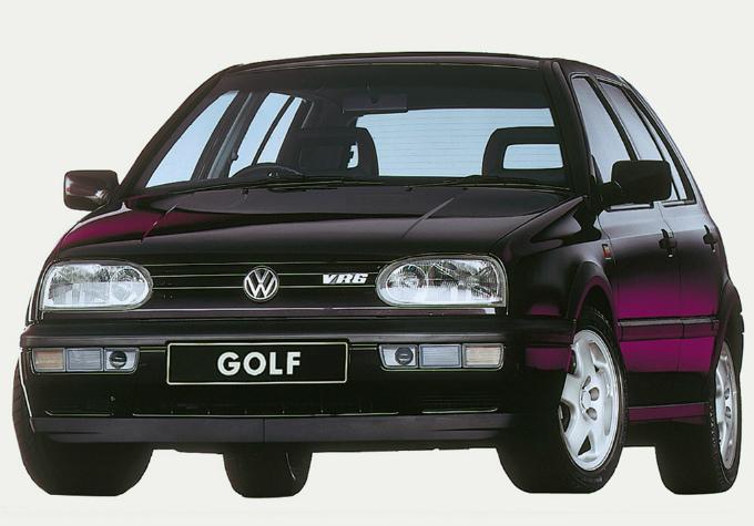 フォルクスワーゲン ゴルフⅢ VR6 1992