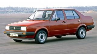 フォルクスワーゲン ジェッタ (2代目 '84-'92):先代からスタイリングを改善し4WD車を追加 [1G]