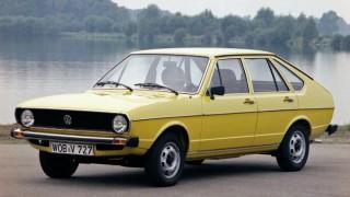 フォルクスワーゲン パサート (初代 '73-'81):タイプⅠなどに代わる新世代モデルとして登場 [B1]