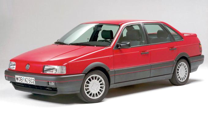 フォルクスワーゲン パサート GT 1988
