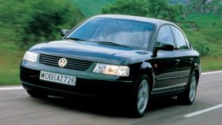 フォルクスワーゲン パサート (5代目 '96-'05):アウディA4の姉妹車種となり基本設計を一新 [B5]