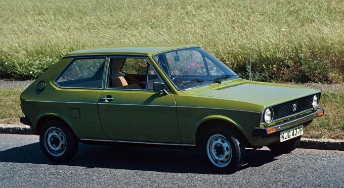 フォルクスワーゲン ポロ 1975