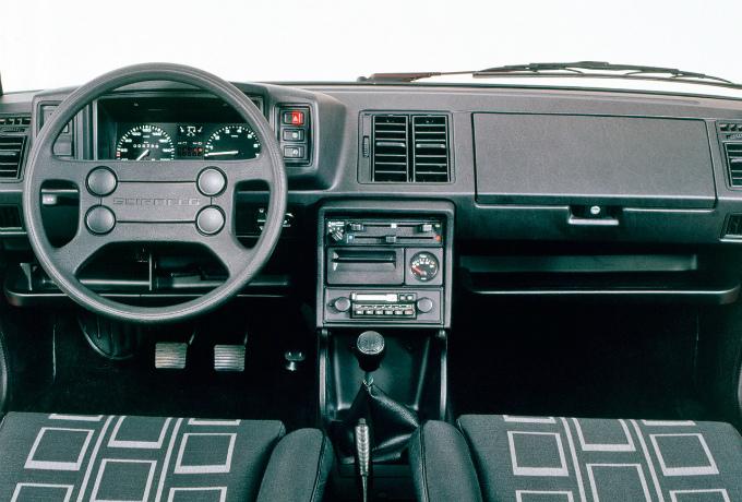 フォルクスワーゲン シロッコ GT 1981