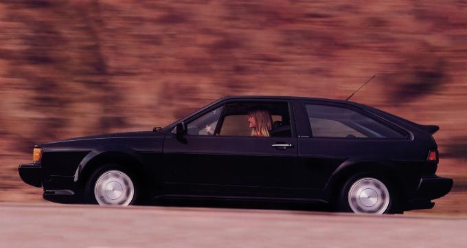 フォルクスワーゲン シロッコ 16V 1982