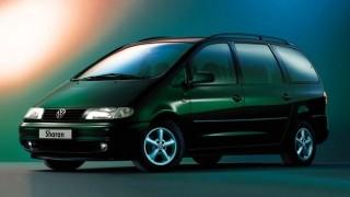 フォルクスワーゲン シャラン (初代 '95-'09):フォードとの共同開発により誕生したFFミニバン [7M]