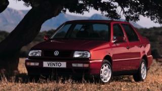 フォルクスワーゲン ヴェント ('92-'99):2代目ジェッタの後継車種として登場した4ドアセダン [1H]