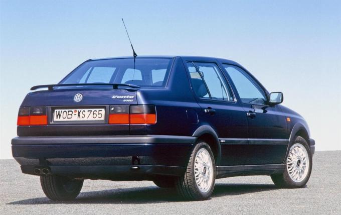 フォルクスワーゲン ヴェント VR 1992