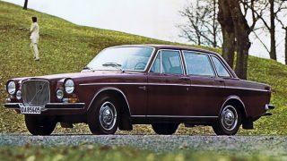 ボルボ 164 ('68-'75):140シリーズをベースとしたフラッグシップモデル