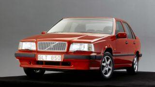 ボルボ 850 ('91-'96):駆動方式をFFに転換すると共に5気筒エンジンを採用