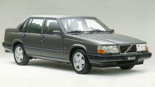 ボルボ 940 ('90-'98):740のビッグマイナーチェンジ版として登場