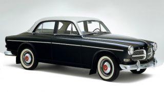 ボルボ 120/アマゾン ('56-'70):同社初の戦後設計モデルとして誕生