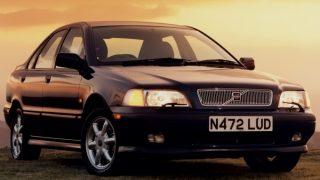 ボルボ S40/V40 (初代 '95-'04):440/460の後継車種として登場したミディアムモデル