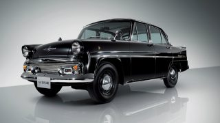 プリンス(日産) スカイライン (初代 '57-'63):先進的な構造を持つ高性能車として誕生 [LS1/S2]