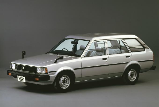 1983 Toyota Corolla >> トヨタ カローラ (4代目 1979-1987):先代からリアサスペンションやブレーキをアップグレード [E7♯]