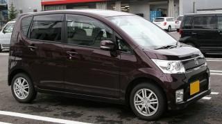 ダイハツ ムーヴカスタムRS (4代目 '06-'10)の口コミ評価:新車購入インプレッション
